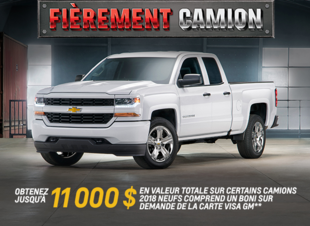 Truck Month May 2018 Promo