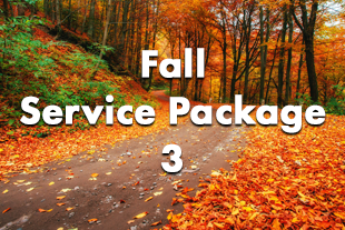 Fall Service Package 3