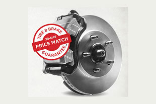 BRAKE 30-DAY PRICE MATCH GUARANTEE