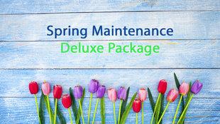 Seasonal Maintenance - Deluxe Package