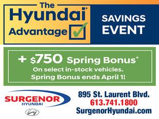 Hyundai Advantage Promo