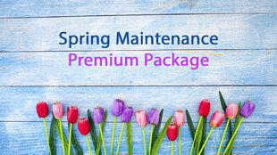 Spring Maintenance - Premium Package