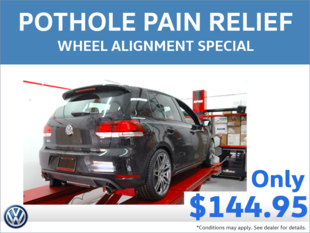 Pothole Pain Relief is here!