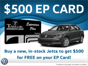 Get a Free $500 EP Card!