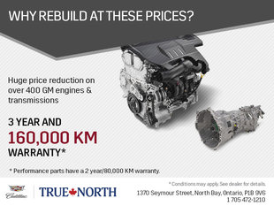 New Engines or Transmissions For a Low Price!