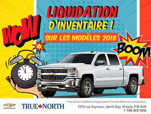 Liquidation d'inventaire