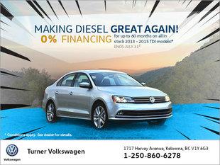 Making Diesel Great Again!