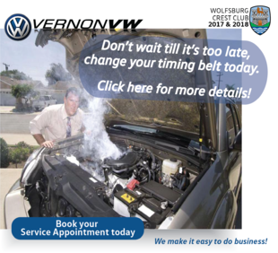 Don't Forget to Replace your Timing Belt