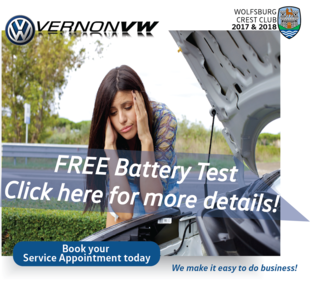 Book your free Battery test today!