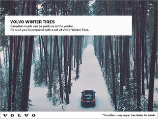 Volvo Winter Tires