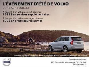 L'événement d'été de Volvo