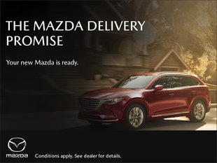 Coastline Mazda - The Mazda Delivery Promise