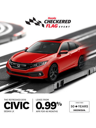 Civic - Checkered Flag Event
