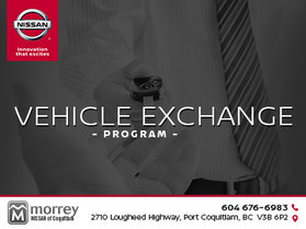 Nissan's Vehicle Exchange Program