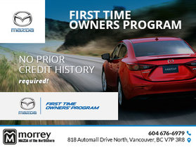 Mazda First-Time Owners' Program