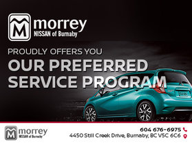 Morrey Preferred Service Plan