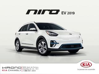 Réservez votre Niro EV 2019 maintenant !