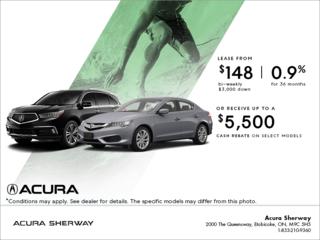 Acura Monthly Event