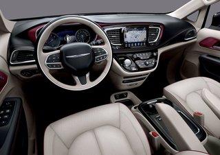 La Chrysler Pacifica 2018 est le Véhicule utilitaire de l'année de l'AJAC