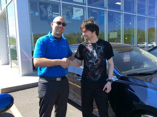 Super service! de Prestige Mazda à Shawinigan