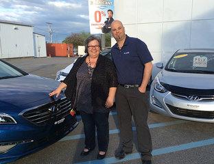 Première Hyundai! de Hyundai Trois-Rivières à Trois-Rivières