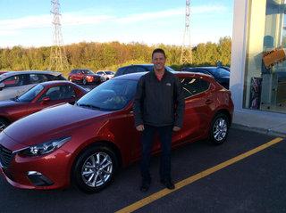 Excellent service! de Prestige Mazda à Shawinigan