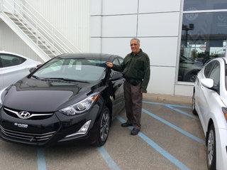 Très bon service! de Hyundai Trois-Rivières à Trois-Rivières