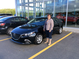 Merci Philippe Béland!!!! de Prestige Mazda à Shawinigan
