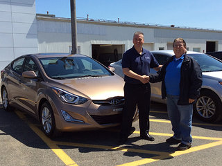 Un client satisfait! de Hyundai Trois-Rivières à Trois-Rivières