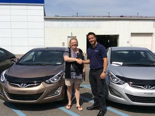 Merci Francis Couture! de Hyundai Trois-Rivières à Trois-Rivières