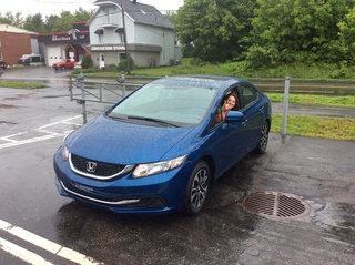 Ma première voiture! de Avantage Honda à Shawinigan