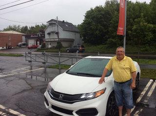 Toujours bien servi chez Avantage Honda! de Groupe Vincent à Shawinigan et Trois-Rivières