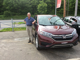 Le CR-V 2015 SE de Avantage Honda à Shawinigan