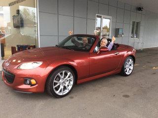 Un rêve de jeunesse! de Prestige Mazda à Shawinigan