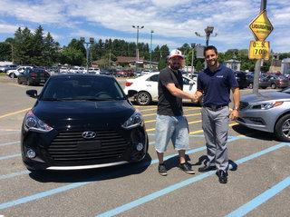 Enfin mon Hyundai Veloster! de Groupe Vincent à Shawinigan et Trois-Rivières