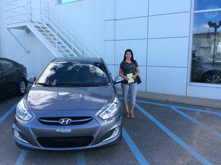 Ma première Hyundai! de Groupe Vincent à Shawinigan et Trois-Rivières