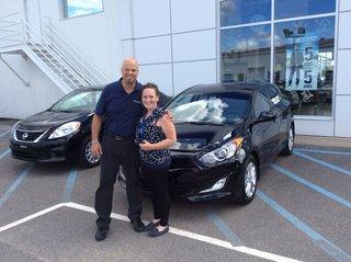 Super bon service !!! de Hyundai Trois-Rivières à Trois-Rivières