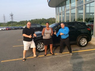 Nouvel achat! de Prestige Mazda à Shawinigan