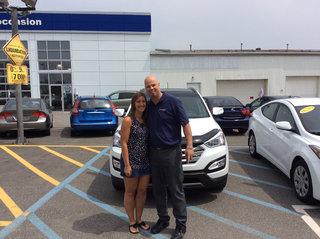 Une expérience d'achat incroyable! de Hyundai Trois-Rivières à Trois-Rivières