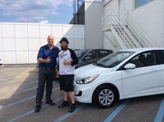 Vraiment pas déçu !!! de Hyundai Trois-Rivières à Trois-Rivières
