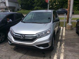 Une cliente de retour chez Avantage Honda de Avantage Honda à Shawinigan