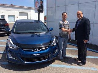 Ma 2e Elantra! de Hyundai Trois-Rivières à Trois-Rivières
