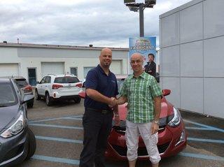 À l'écoute de nos besoins de Hyundai Trois-Rivières à Trois-Rivières