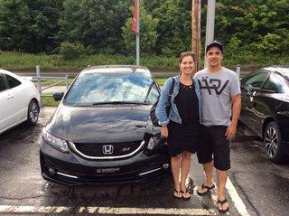 Une 2ème Honda en moins de 3 mois! de Avantage Honda à Shawinigan