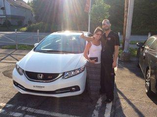 Enfin notre Civic Si à nous! de Avantage Honda à Shawinigan
