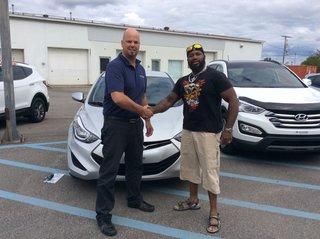 Un 1er Hyundai! de Hyundai Trois-Rivières à Trois-Rivières