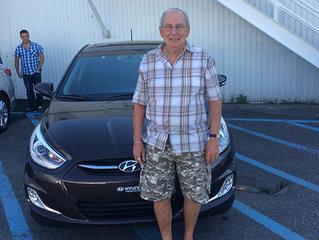 Mon Accent GLS! de Hyundai Trois-Rivières à Trois-Rivières