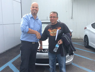 Un excellent vendeur!! de Hyundai Trois-Rivières à Trois-Rivières
