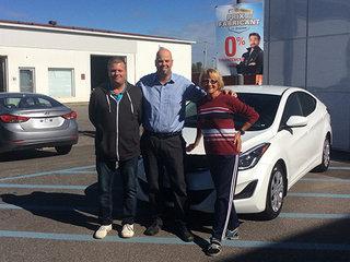 Yahoooo!!! de Hyundai Trois-Rivières à Trois-Rivières