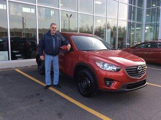 Un beau cadeau! de Prestige Mazda à Shawinigan